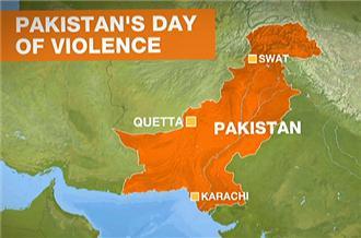 סונים נגד שיעים בפקיסטן