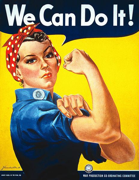 אני לא פמיניסטית, אבל איזה מזל שיש לי זכות הצבעה