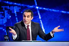 סטיריקן מצרי ייחקר על העלבת הנשיא מורסי