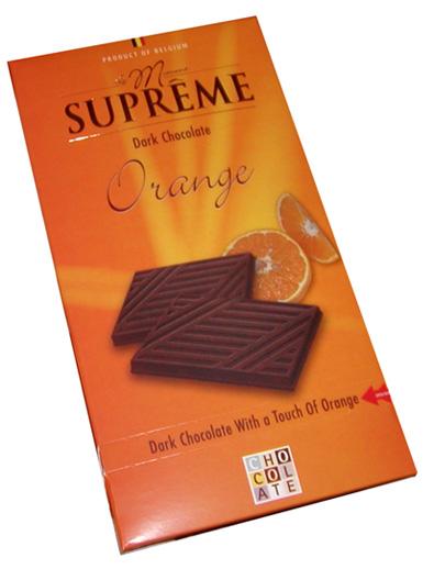 שוקולד מסדרת LE MOMENT SUPREME של חברת ספוט. יבואנית: ק.א שוקולד