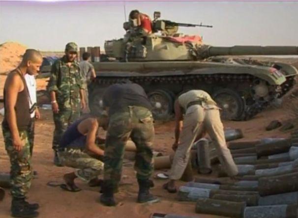 צבא צרפת במאלי (מקור: יו טיוב)