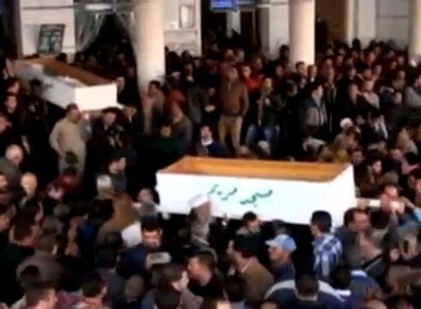 נשיא מצרים מורסי הכריז על מצב חירום בשלוש ערים
