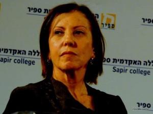 """ח""""כ זהבה גלאון: """"לדווח לוועדת החוץ והביטחון על הפרשה"""" (צילום: ציפי מנשה)"""