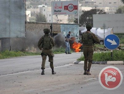 הפגנות בעקבות מותו של העציר הפלסטיני (צילום: סוכנות מען)