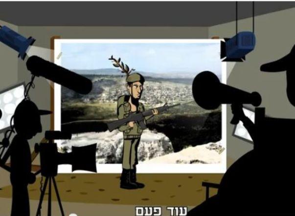 מתוך הסרטון חמש מצלמות שבורות - הסיפור האמיתי
