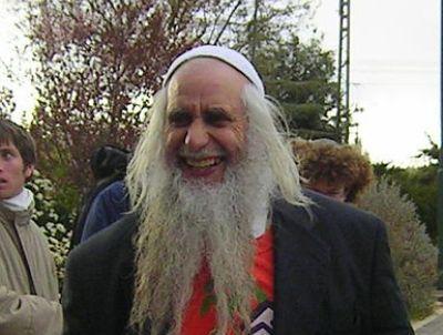 הרב פרומן (צילום: ויקימדיה)