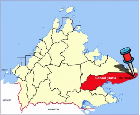 שוטר מאלזי נוסף נרצח בבורניאו; חשש מהתפשטות האלימות באי