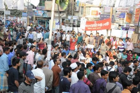חמישה סטודנטים חשודים ברצח הבלוגר מבנגלדש