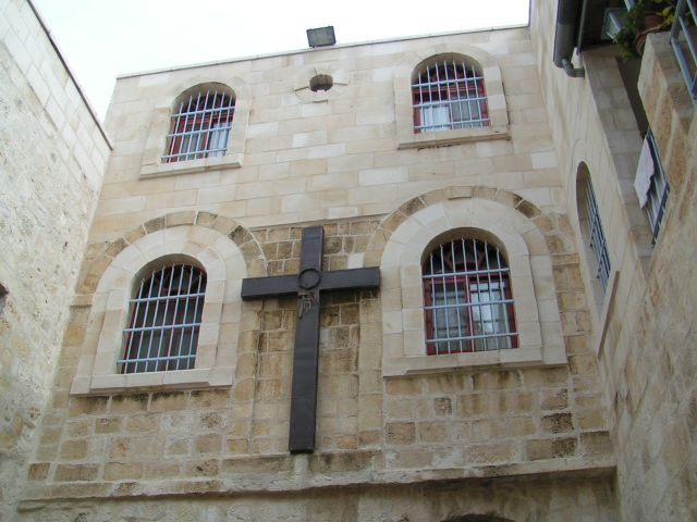 """העיר העתיקה בירושלים. מורי הדרך: אנחנו רואים איך העבודה זולגת למתחרים שלנו ברשות הפלסטינית"""". (צילום: עירית רוזנבלום)"""