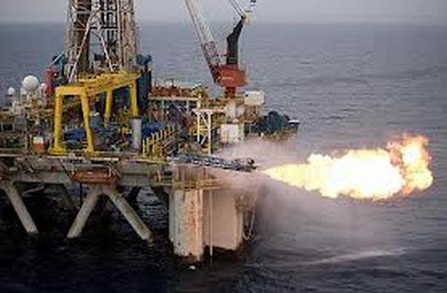 מאגר תמר. אמור לספק גז במשך 30 שנה. צילום: אנרג