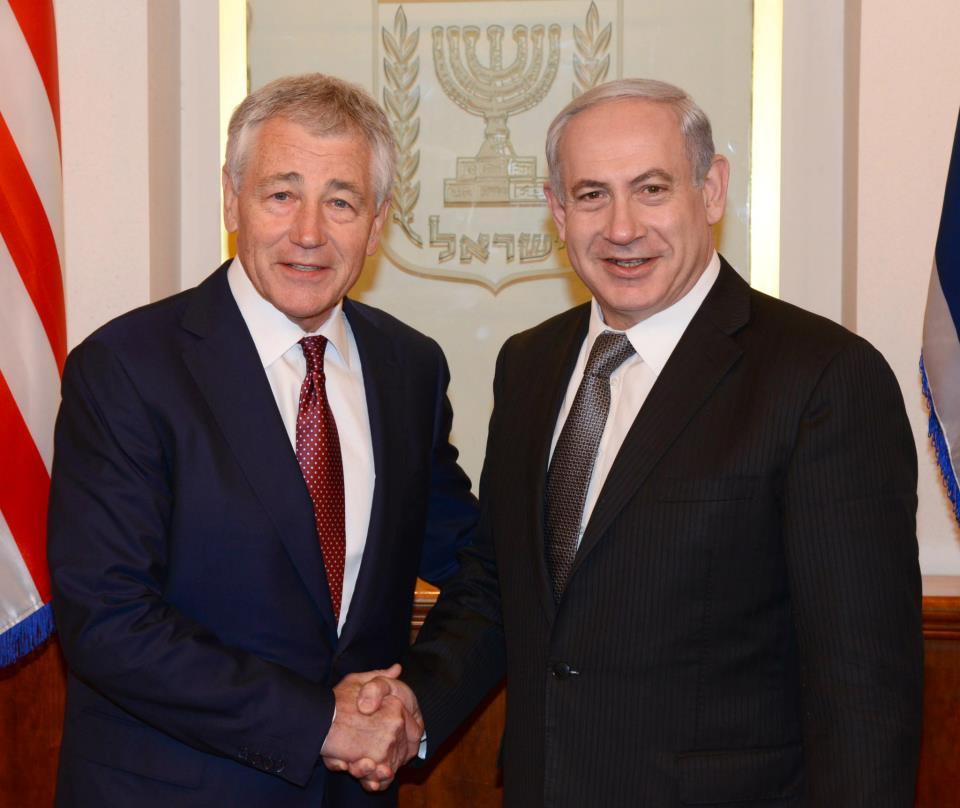 """נתניהו: """"לישראל חייבת להיות הזכות להגן על עצמה בעצמה מול כל איום"""". (צילום: משה מילנר/לע""""מ)"""