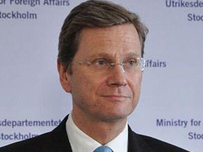 """שר החוץ הגרמני ווסטרוולה: """"לישראל הזכות להגן על עצמה"""""""