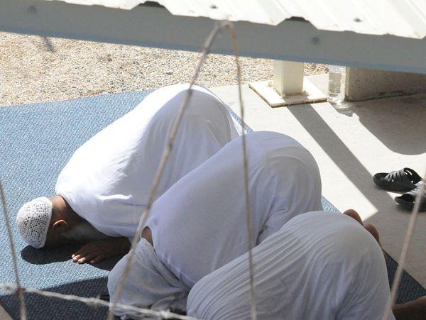 אובמה לא מצליח לסגור את כלא גואנטנמו