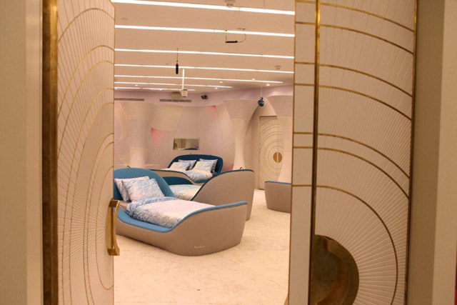 """חדר השינה בבית האח הגדול. מיטות Swiss System. צילום: יח""""ץ"""