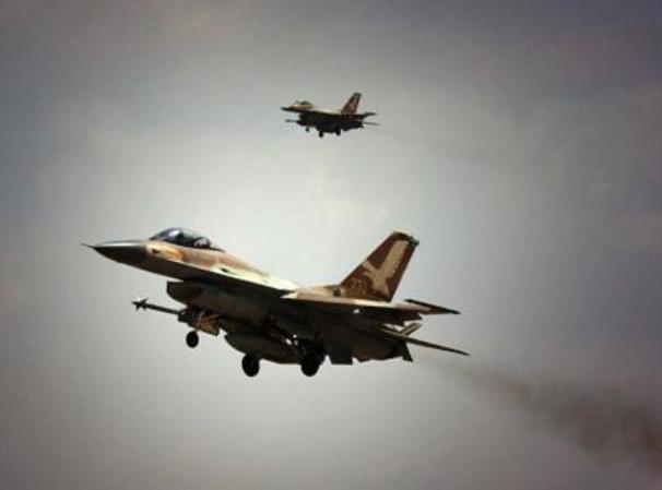 """דיווח בארה""""ב: ישראל תקפה מצבור נשק בסוריה"""