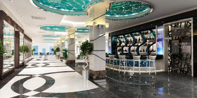 מלון קריסטרל וורטרוורלד ריזורט, מהמלונות החדשים של אנטליה, שלא הפסיקה להתחדש בשנים שהישראלים נמנעו מלבקר בה