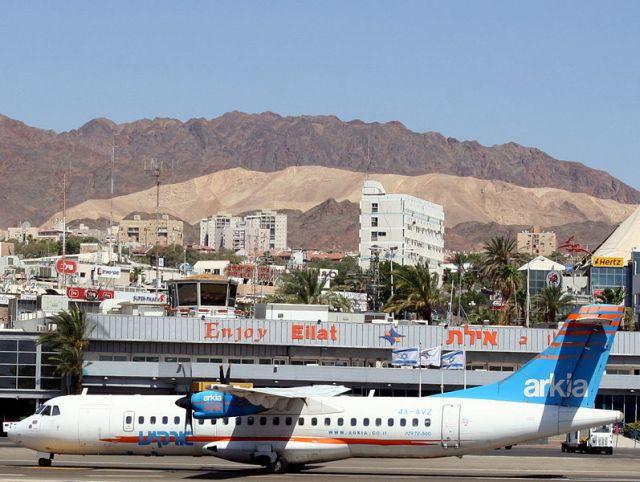 ATR-72. נחיתה מושלמת עם מנוע אחד. צילום: וקיפדיה