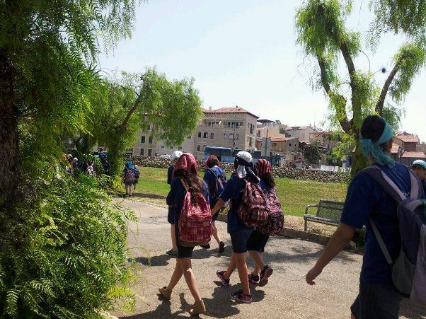 סוף עונת הלימודים (צילום: עמית קרטס בנין)
