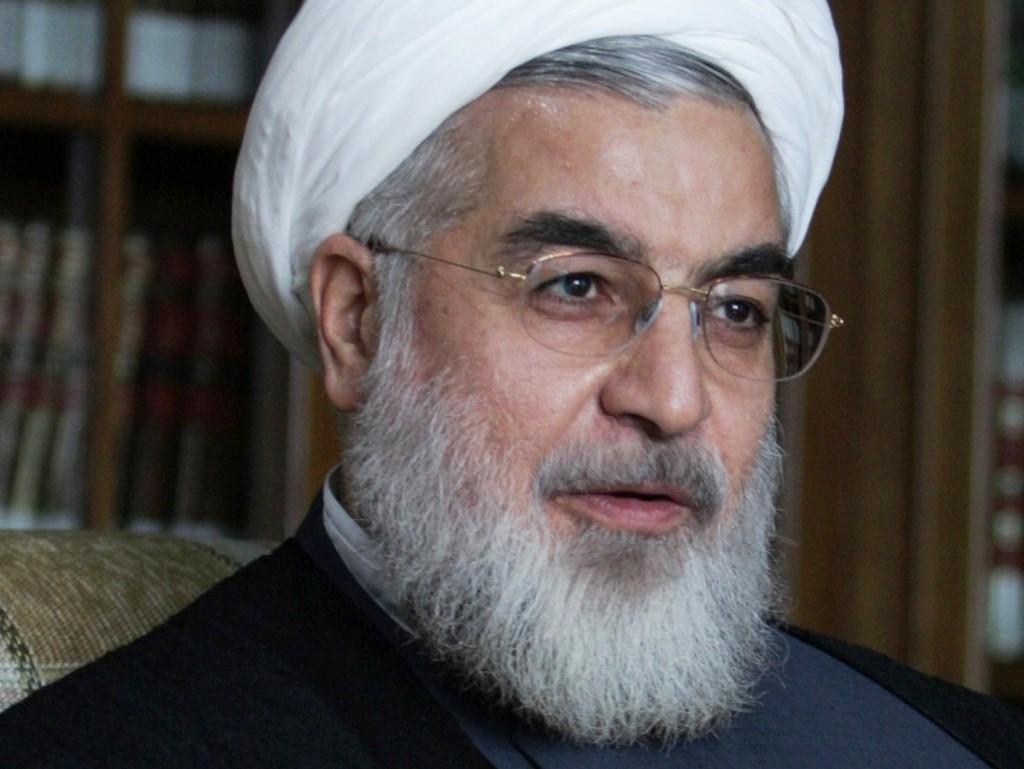 נשיא איראן הנבחר, חסן רוחאני (צילום: Mojtaba Salimi/Wikimedia)