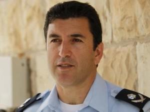 יורם הלוי (צילום: משטרת ישראל)