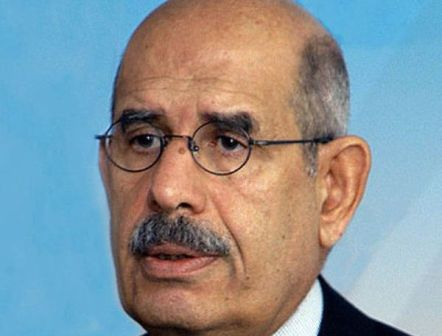 """נבחר בהסכמה ע""""י מפלגות האופוזיציה. מוחמד אל בראדעי (מקור: ויקימדיה)"""