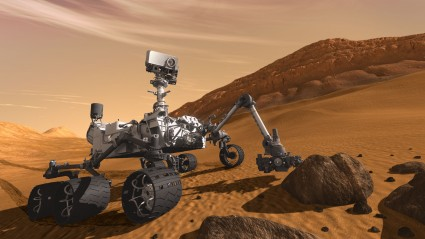 """נאס""""א: משימת """"מאדים 2020"""" - צעד משמעותי בחיפוש סימני חיים"""
