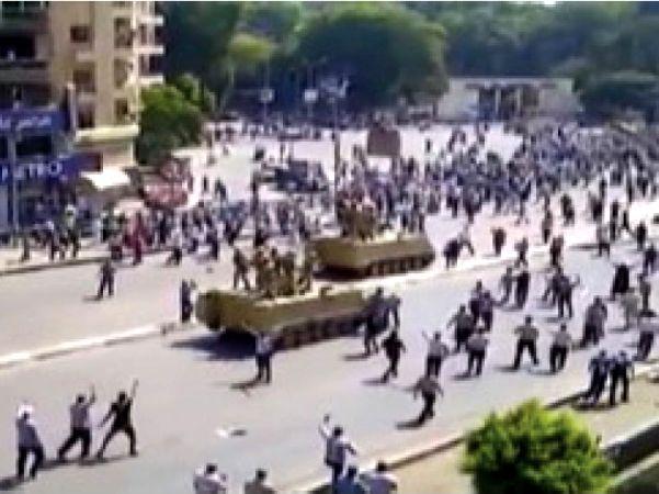 צבא מצרים במרדף אחר חמושים שתקפו הבוקר בסיני
