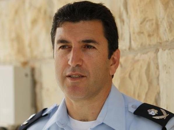 ניצב יורם הלוי (צילום: משטרת ישראל)