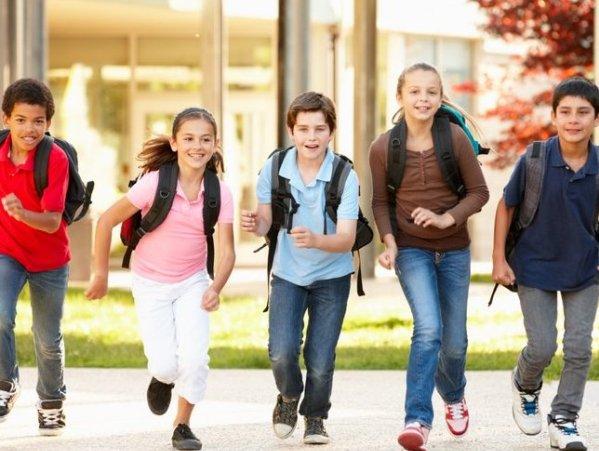 בפתיחת שנת הלימודים: כללי בטיחות בהליכה לבית הספר