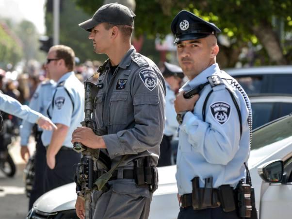 משטרת ישראל נערכת לפתיחת שנת הלימודים