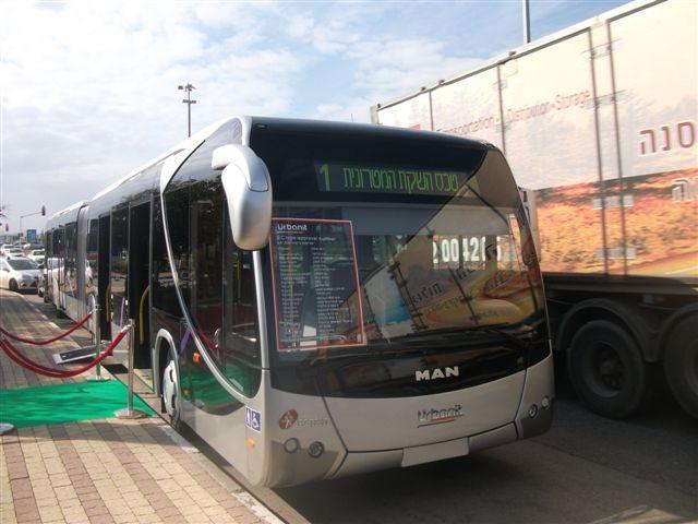 60% רוצים להשתמש באוטובוסים ורק 35% עושים זאת בפועל
