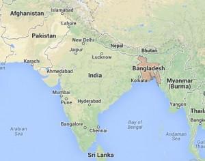 פקיסטן - הודו - בנגלדש