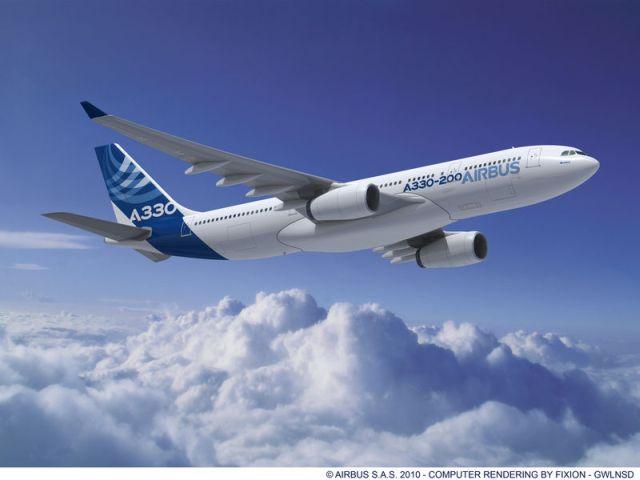 איירבס A330. בטוס כזה נרדמו שני הטייסים משאירים את המטוס לטוס באמצעות הטייס האוטומטי