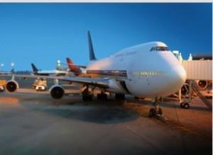 נמל התעופה בלטקיה. אסד חשש ממתקפת מורדים אחרי המתקפה האמריקנית