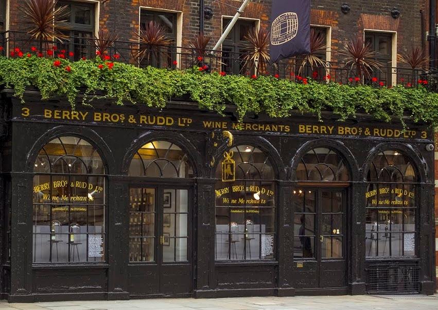 חנות האחים ברי בלונדון