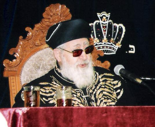 מורשת הרב יוסף היא של פיצול, איבה וסחטנות