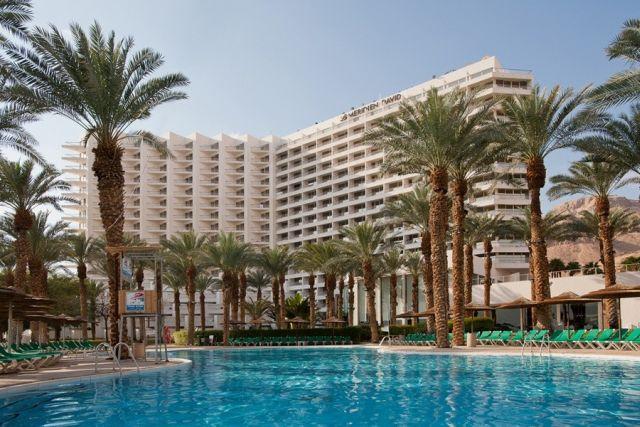 מלון לה מרידיאן ים המלח. מהמפוארים בים המלח וזוכה פרסים. (צילום: אתר מלונות פתאל)