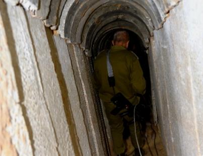 מטען הנפץ הופעל בשל פגיעת מקדח שהפעילו הלוחמים במנהרה