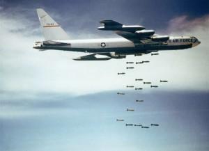 B-52 - לא חמושים בינתיים