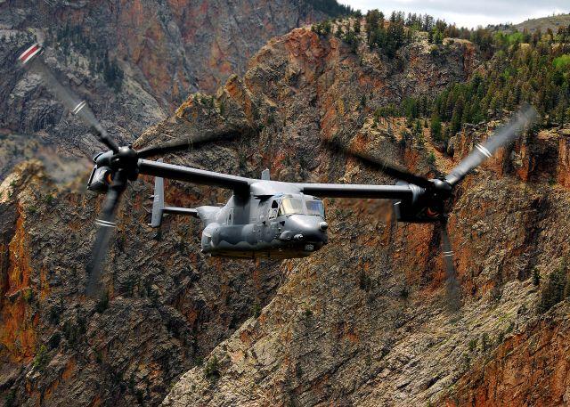 V-22 Osprey. האמריקנים מאיצים את מסירתו לישראל