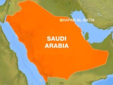 המלחמה בעיראק זולגת לערב הסעודית