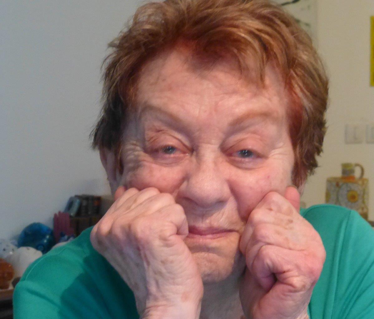 """חנה מרון בת 90: """"אני מצפה לתפקיד הבא"""""""