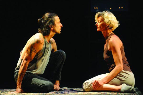 רוקדים, סיפור של אהבה ופרידה