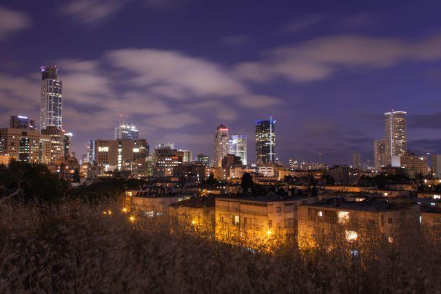 תל אביב. 64% מהתיירים ביקרו בה. (צילום: יוסי קרת)