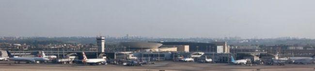"""טרמינל 3 בנתב""""ג. גידול בתנועת המטוסים בחורף"""