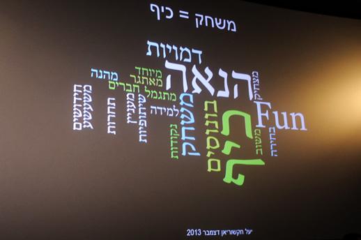 מתוך מצגת של יעל חקשוריאן, צילום:יולה זובריצקי