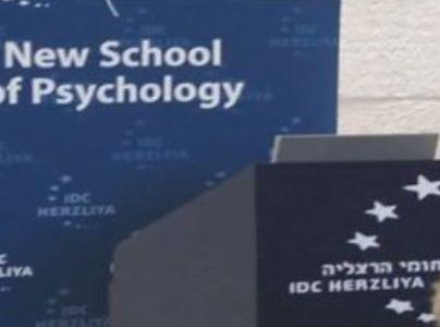 M.A בפסיכולוגיה קלינית ובפסיכולוגיה חברתית גם בבינתחומי