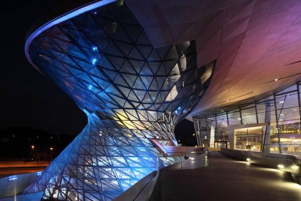 מוזיאון ב.מ.וו במינכן שובר שיאים