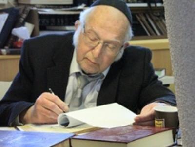 """ספרא וסייפא. הרב ליכטנשטיין - זוכה פרס ישראל לשנת תשע""""ד"""