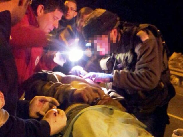 פלסטיני נורה למוות בשטחים – החשד ניסה לידות אבנים